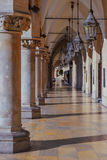 Cloth hall in Krakow Royalty Free Stock Image