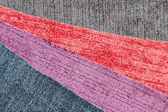 Cloth selection Stock Photo