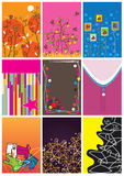 Cloth Size And Tags_eps. Illustration of collections cloth tags, space is your sample size Stock Photography