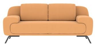 Cloth sofa Royalty Free Stock Photos