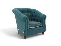 Cloth sofa Stock Photography
