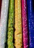 Cloth Sparkle Stock Images