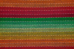 Cloth stripes Stock Photography