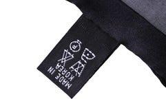 Cloth tag royalty free stock image