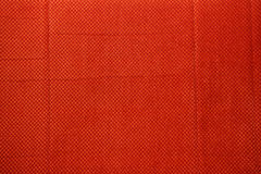 Cloth texture. High resolution detailed background red cloth texture Royalty Free Stock Photos
