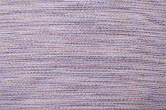 Cloth texture background with delicate striped pattern Stock Photography