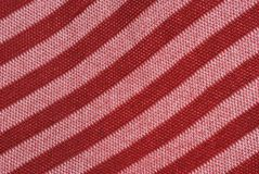 Cloth texture red pink Royalty Free Stock Photo