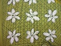 Cloth textures Stock Image