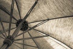 Cloth umbrella Royalty Free Stock Photos