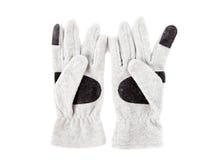 Cloth work gloves Stock Photo