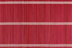 Cloth woven from straw Royalty Free Stock Image
