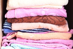The clothes. Weigh on a hanger Royalty Free Stock Photo