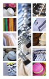 Clothes and accessoiries Royalty Free Stock Image