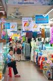Clothes at Ben Thanh market Royalty Free Stock Image