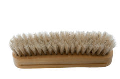 Clothes brush Royalty Free Stock Images