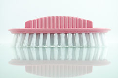 Clothes brush Royalty Free Stock Photos