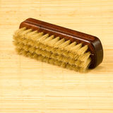 Clothes brush Royalty Free Stock Image