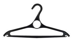 Clothes coat hanger isolated Royalty Free Stock Photography