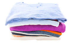 Clothes on  Royalty Free Stock Photos