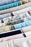 Clothes drying Royalty Free Stock Images