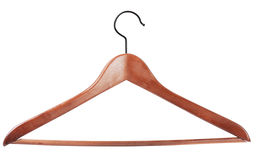 Clothes hanger Stock Photography