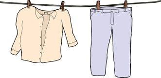 Pants stock illustrations 178 hanging pants stock illustrations