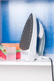 Clothes iron Royalty Free Stock Photo