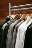 Clothes for men Royalty Free Stock Photos