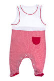 Clothes for newborns Royalty Free Stock Photography