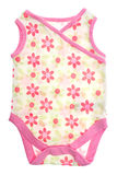 Clothes for newborns bodysuit Royalty Free Stock Image