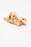 Clothes peg Stock Photos