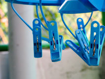 Clothes peg. For you design royalty free stock images