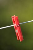 Clothes-pin Stock Images