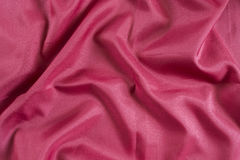 Clothes red texture background Stock Images