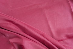 Clothes red texture background Royalty Free Stock Photography