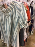 Clothes for sale at store Stock Images