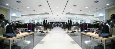 Clothes shop Stock Photography