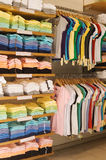 Clothes shop Royalty Free Stock Photo
