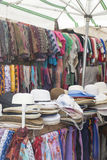 Clothes shop in Palermo Royalty Free Stock Images