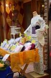 Clothes shop sale Yukata and Kimono Stock Photography