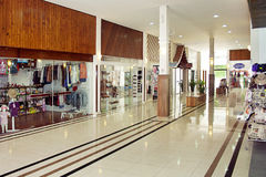 Clothes Store Royalty Free Stock Images