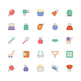 Clothes Vector Icons 16 Royalty Free Stock Image