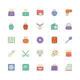 Clothes Vector Icons 17 Royalty Free Stock Photos