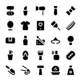 Clothes Vector Icons 6 Royalty Free Stock Image