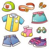 Clothes Royalty Free Stock Photos
