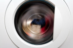 Clothes Washer Royalty Free Stock Images