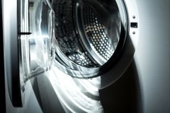 Clothes Washer Royalty Free Stock Image