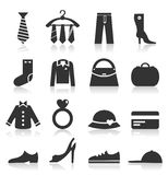 Clothes4 Stockbild