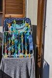 clotheshorse images libres de droits