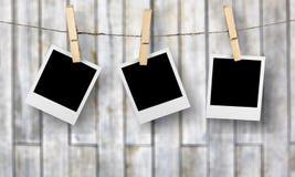 clothesline royalty-vrije stock foto